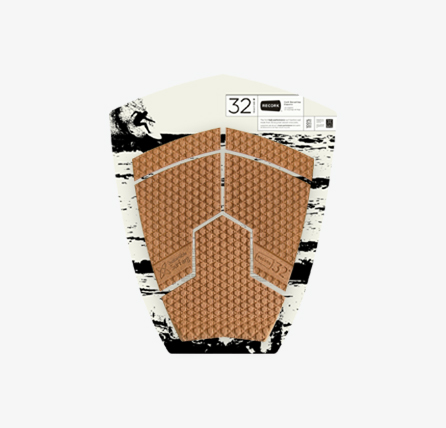 32 Traction Recycled Cork Surf traction pads